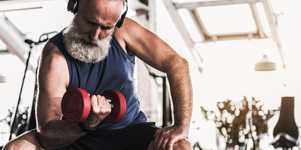 Überraschende Antwort: Ist Muskelaufbau im Alter noch möglich?