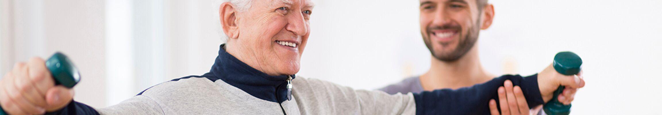 Welche Vorteile hat Krafttraining im Alter?