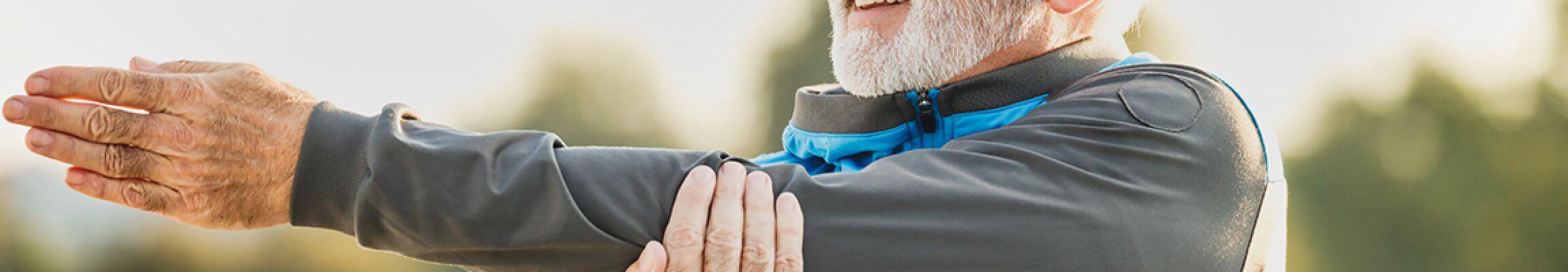 Was sollte beim Muskelaufbau im Alter beachtet werden?