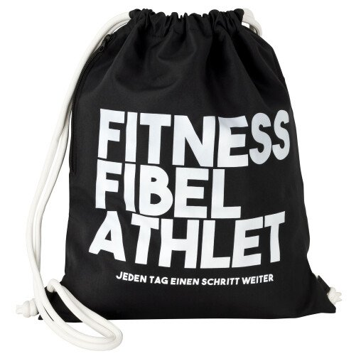 Fitness Fibel Athleten Beutel