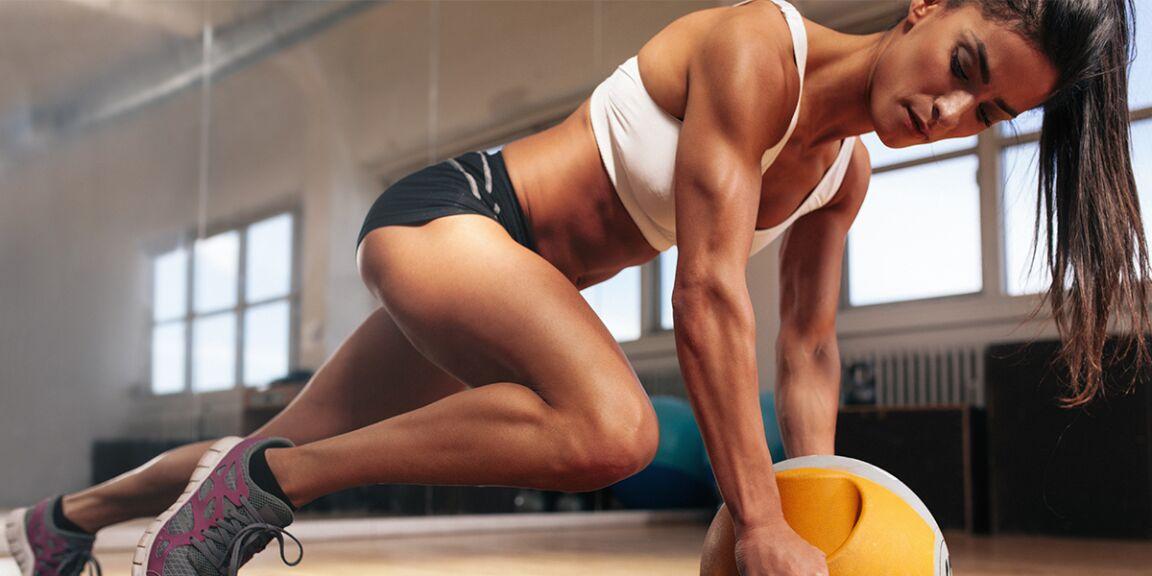 Muskelaufbau Abnehmen