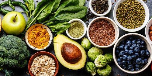 Superfoods - Die Top 5 die es lohnt täglich zu essen