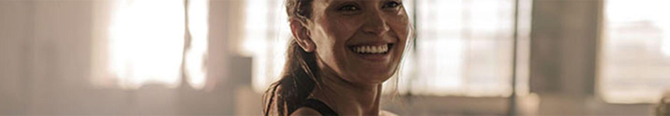Das optimale Programm für die Frau für einen runden Po und starke Kurven